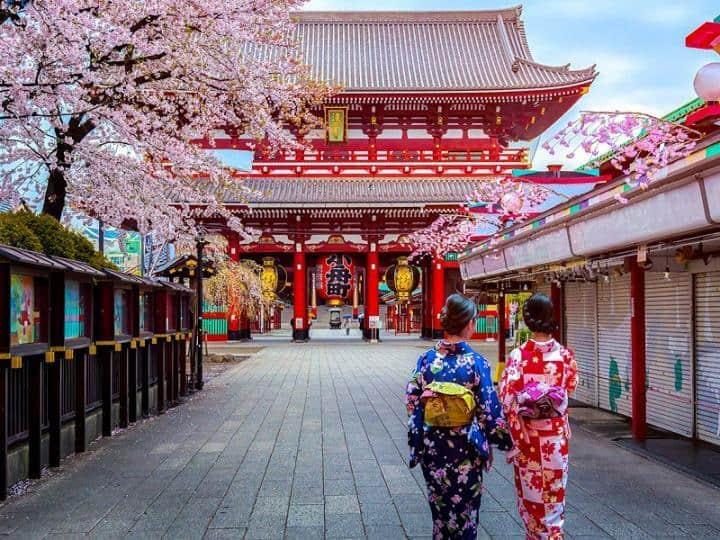 Du Lịch Nhật Bản Mùa Lá Đỏ: Hà Nội – Tokyo– Phú Sĩ – Hakone – Kyoto – Osaka – Hà Nội
