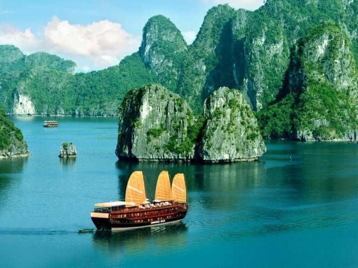 Tour Du Lịch Hà Nội - Hạ Long – Ngủ Tàu Dragon