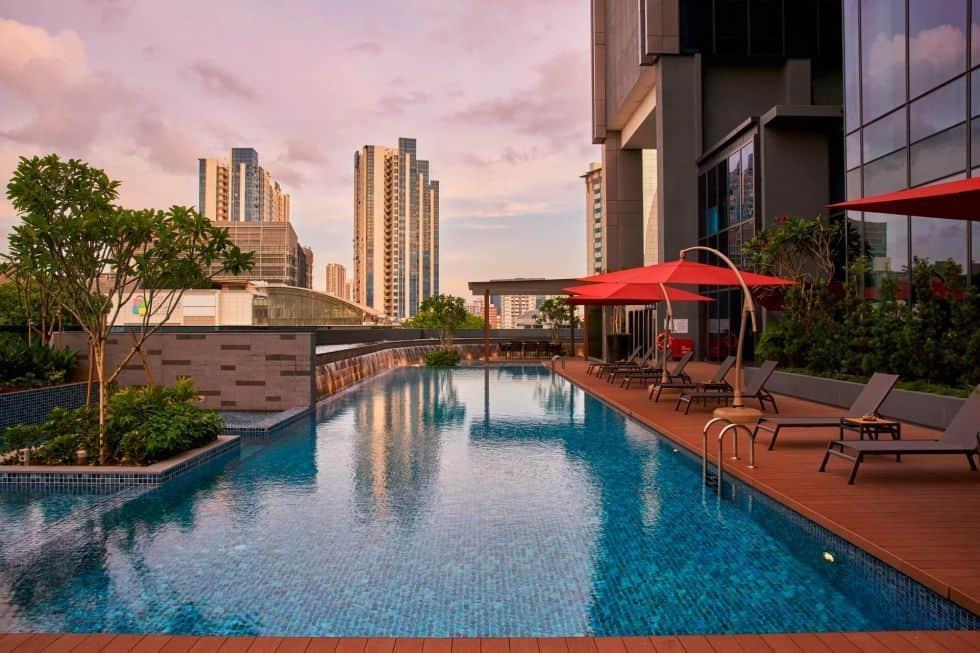 nên ở khu nào khi đi du lịch tại singapore