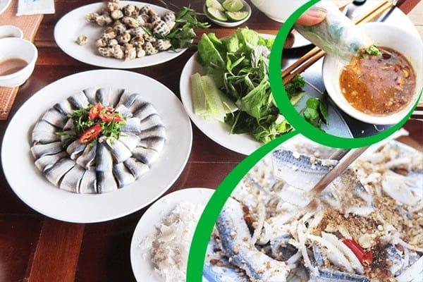 Hải sản tươi sống tại Phú Quốc