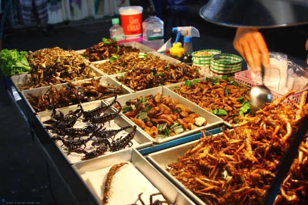 quán ăn ngon ở chiang mai