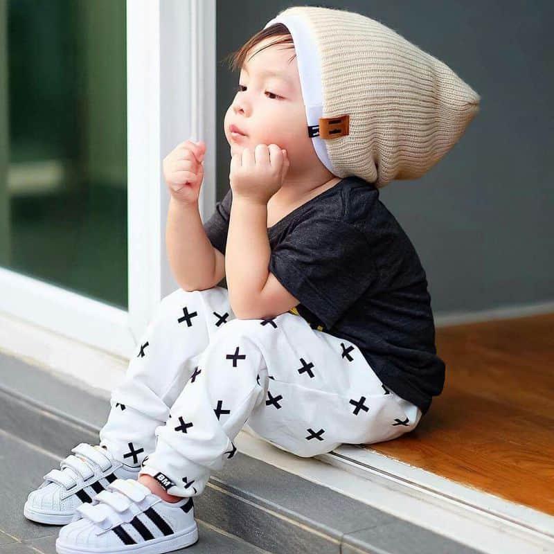 Lựa chọn trang phục phù hợp cho bé
