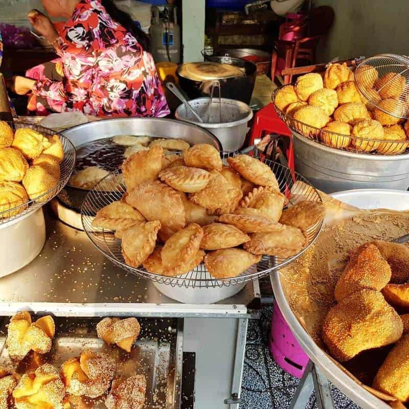 Bánh Tiêu, Bánh Bao Chiên, Bánh Quẩy