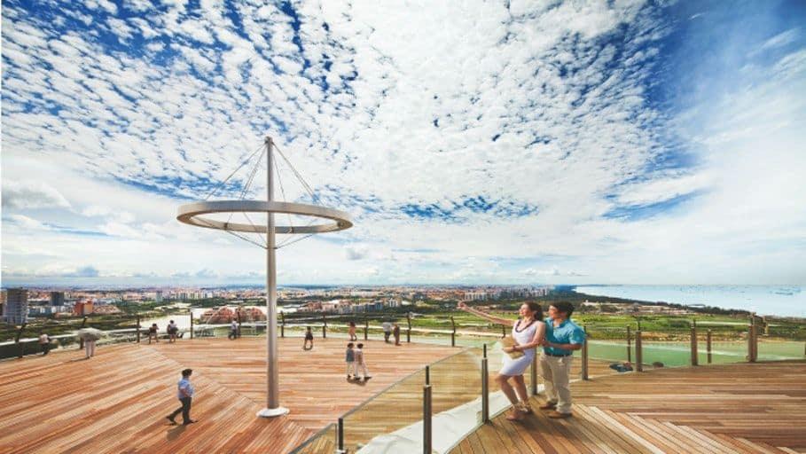 đài quan sát skypark