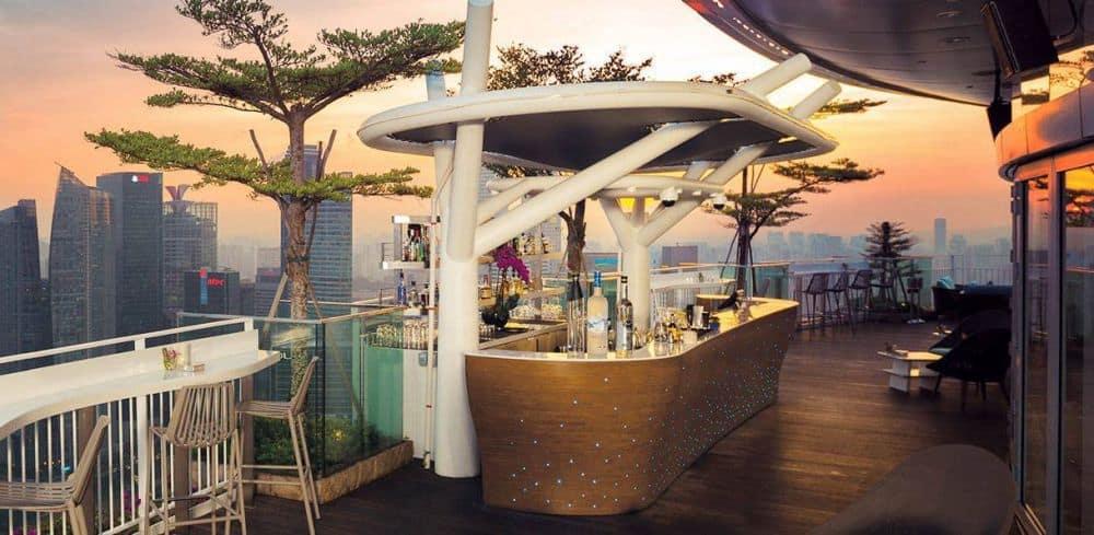 nhà hàng skypark