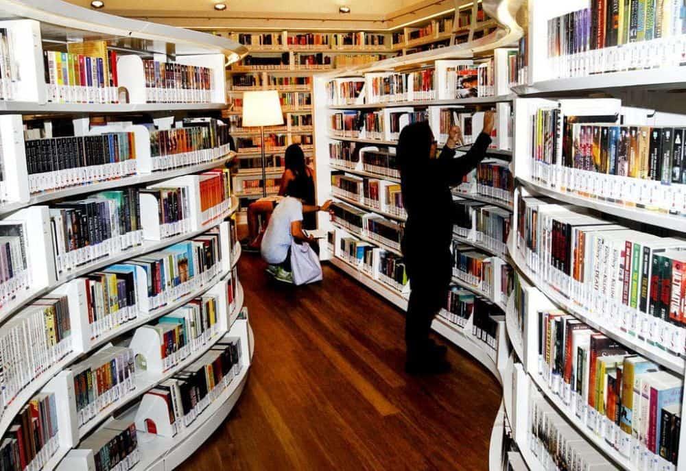 thư viện singapore