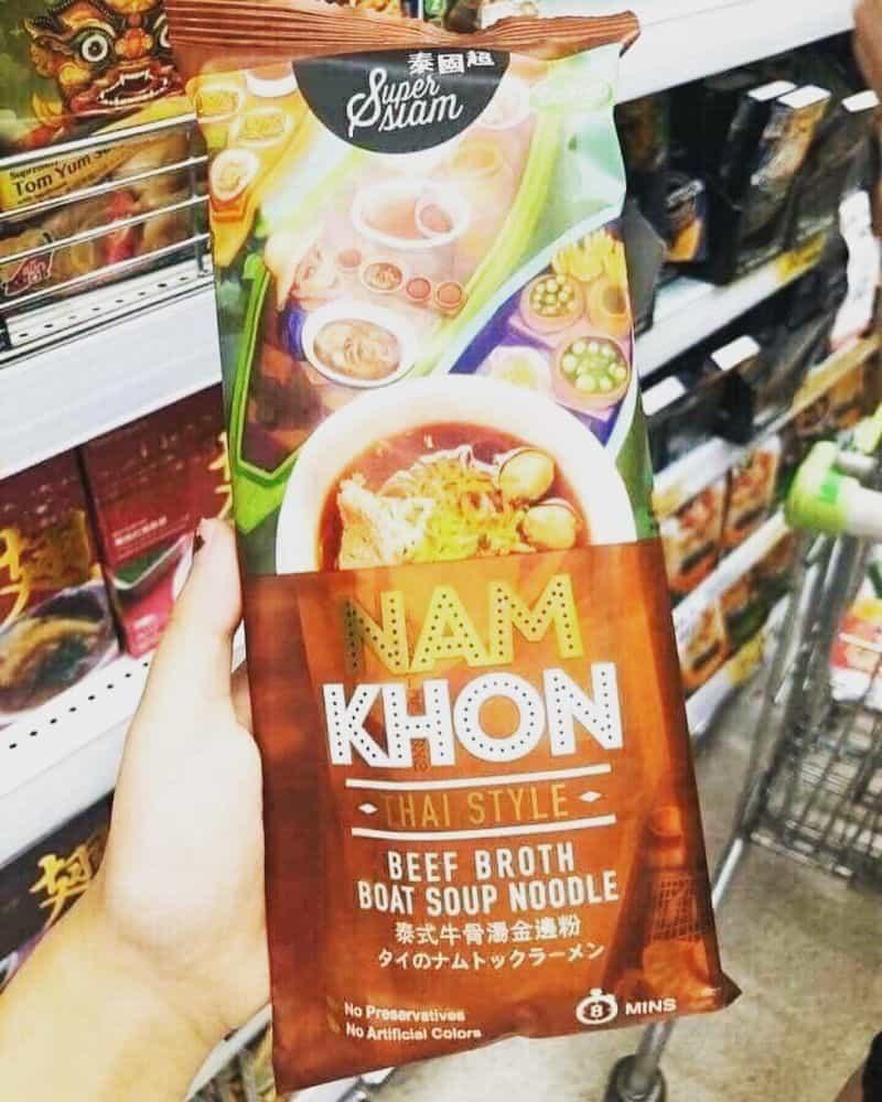mua gì ở big c thái lan bangkok