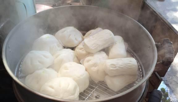 Bánh Bao Hồng Si