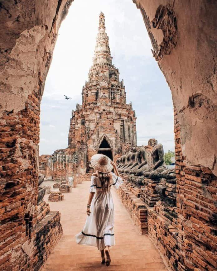 Cố đô Ayutthaya Thái Lan