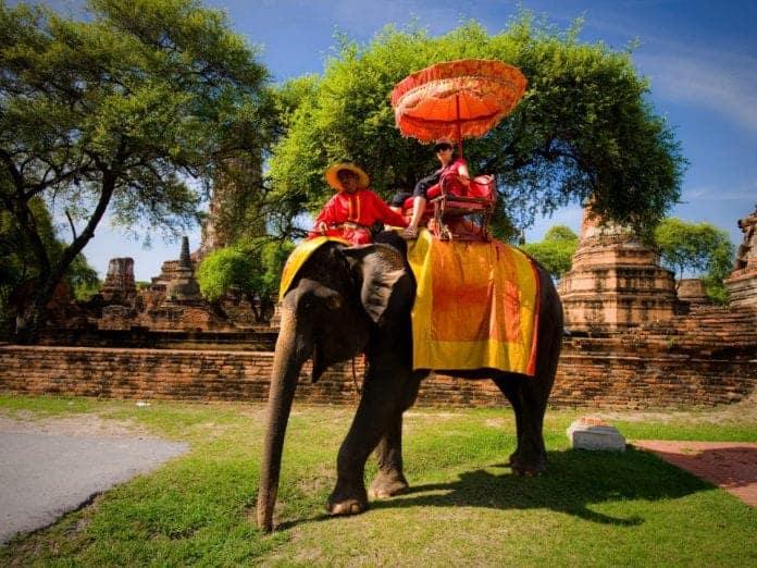 Tour Thái Lan Ayutthaya