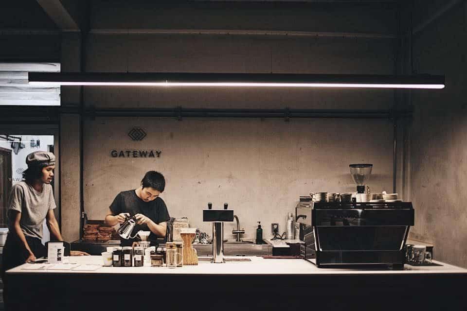 Gateway Coffee ở Chiang Mai