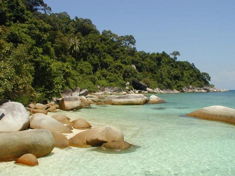 Đảo Thiên Đường Perhentian