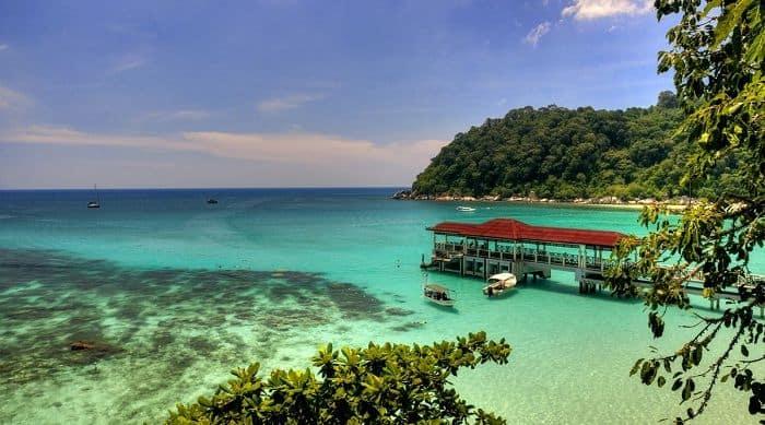 đảo perhentian malaysia