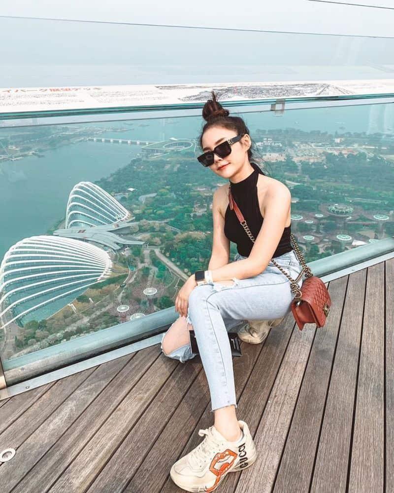 Tham quan Marina Bay Sands Skypark