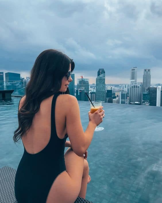 Bar Sky Park Marina Bay Sands