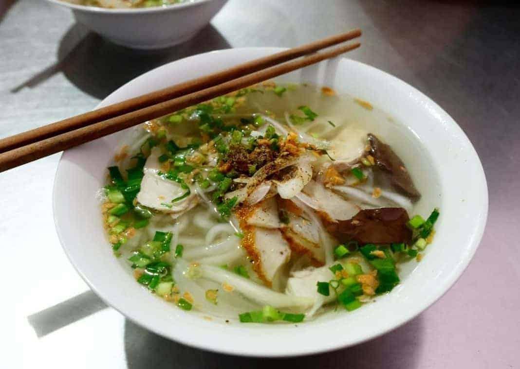 Bánh canh Cá Thu Phú Quốc ngon