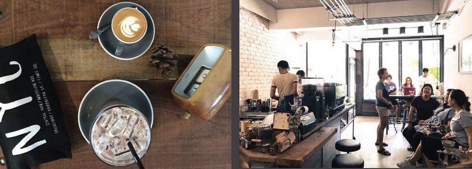 Omnia Cafe ở Chiang Mai