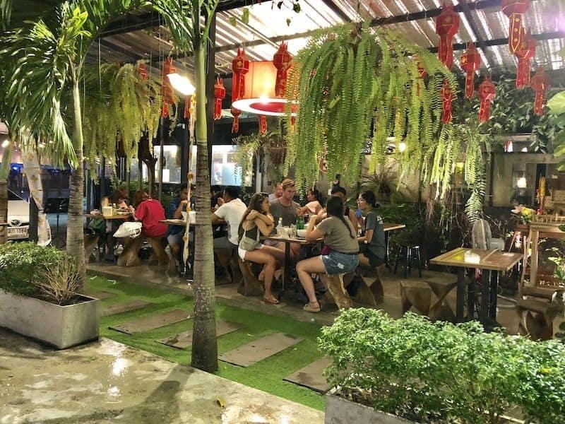 các quán ăn ngon ở chiang mai