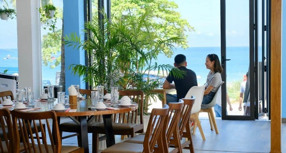 Quán Biên Hải ngon ở Gành Dầu Phú Quốc