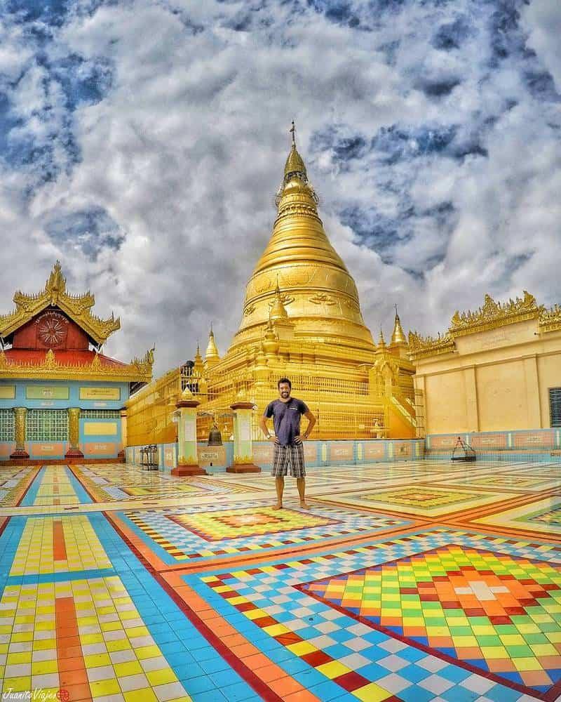 Sagaing -Myanmar