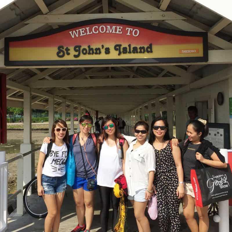 Saint Jonh's Island