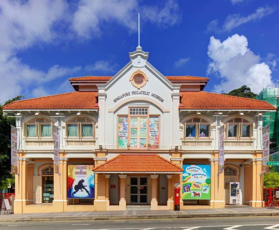 Singapore Philatelic Museum ở Singapore