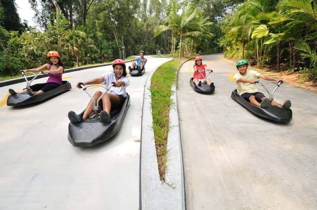địa điểm thu hút khách du lịch ở singapore