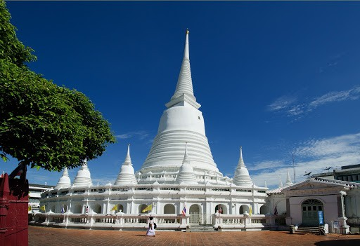 chùa đẹp nhất ở bangkok