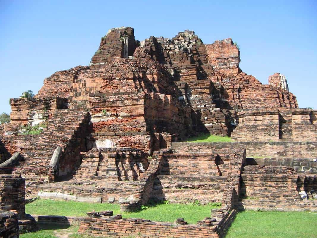 đền chùa ở bangkok