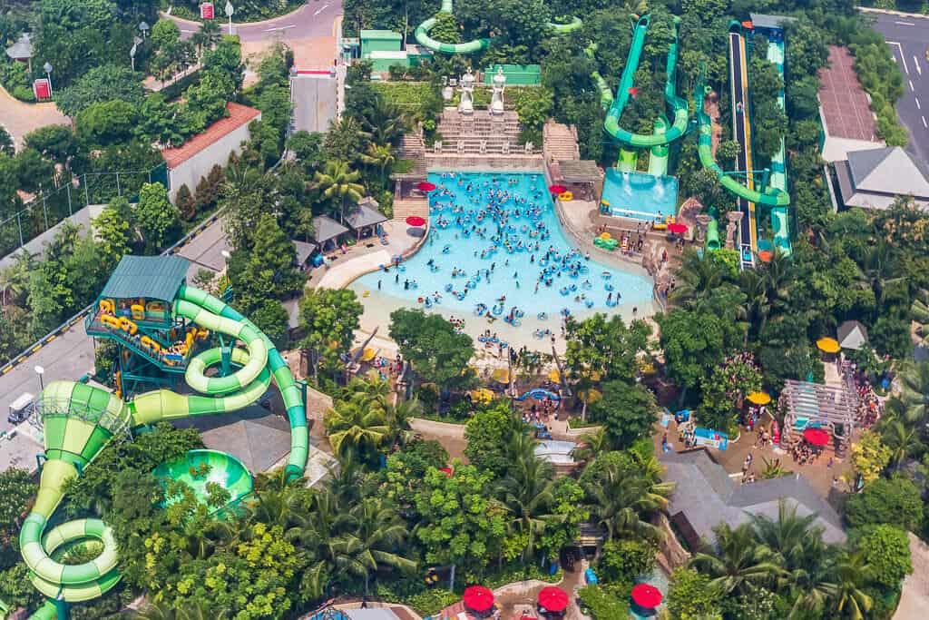 Công viên nước ở Singapore