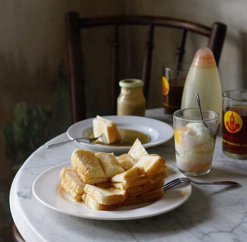 Địa chỉ ăn sáng ở Bangkok nổi tiếng