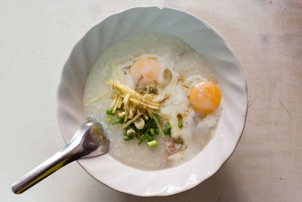 Ăn sáng ngon ở Bangkok