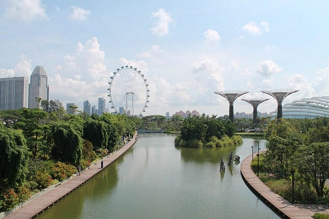 Công viên bờ Đông