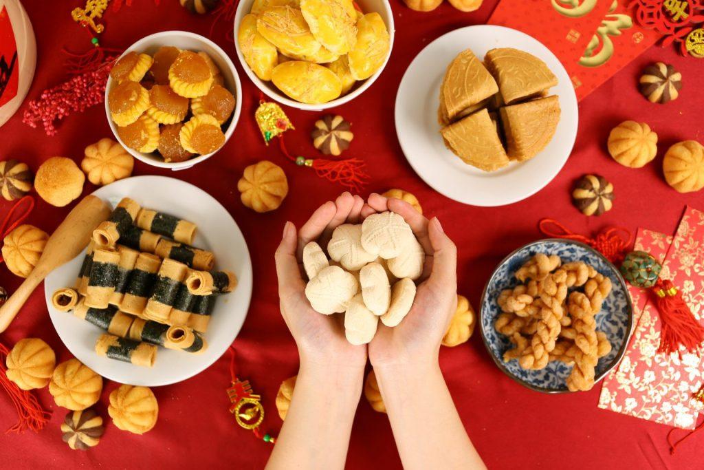 Bánh quy mang phong cách Singapore