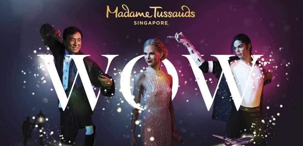 bảo tàng tượng sáp Singapore