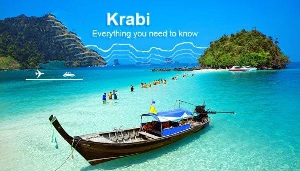Biển Krabi Thái Lan