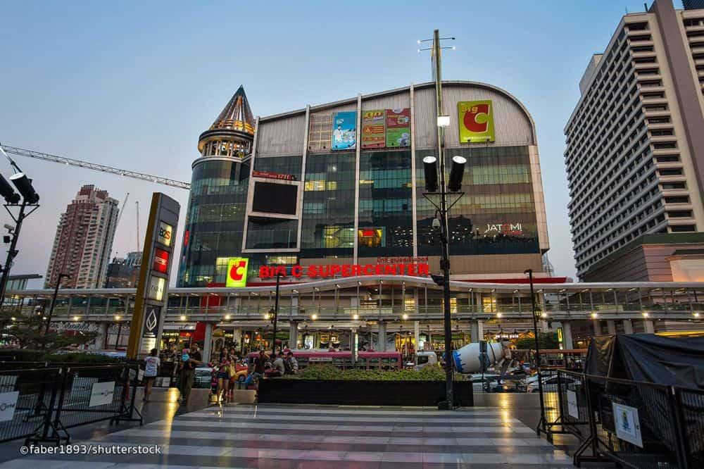 Big C Thái Lan Bangkok