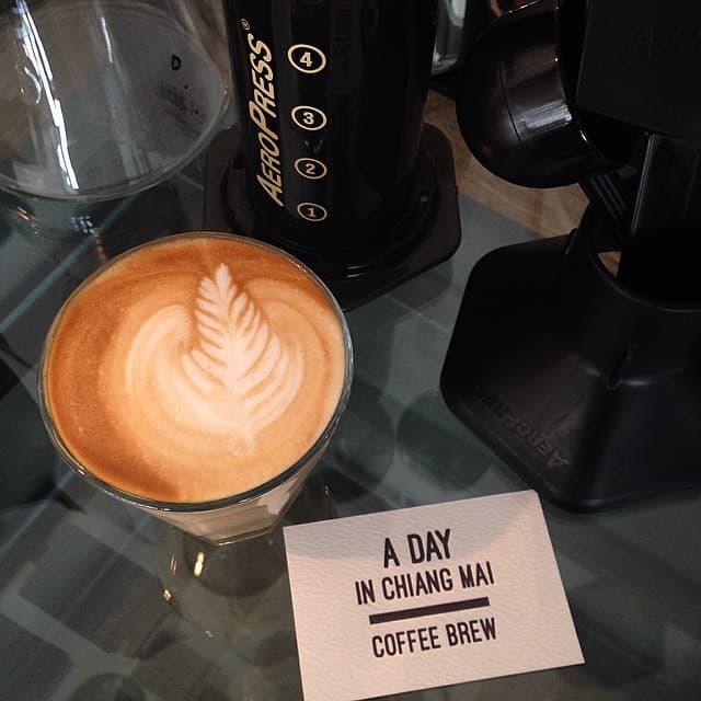A Day In Chaingmai Coffee Brew