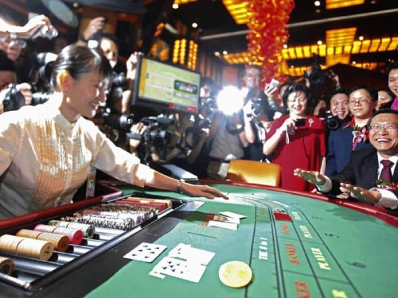 các casino ở singapore