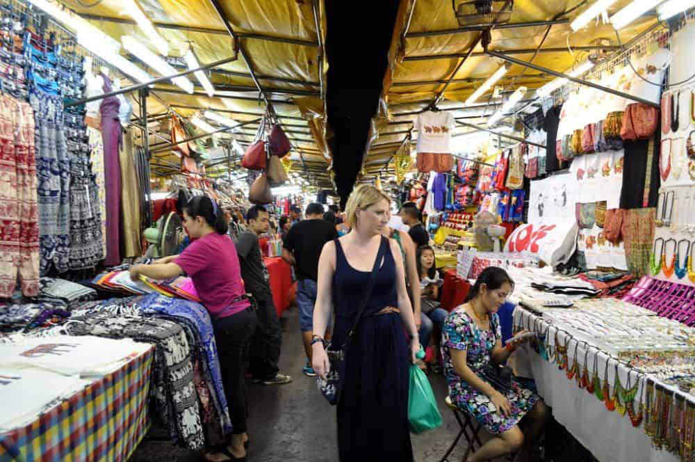 Chợ đêm Patpong Bangkok