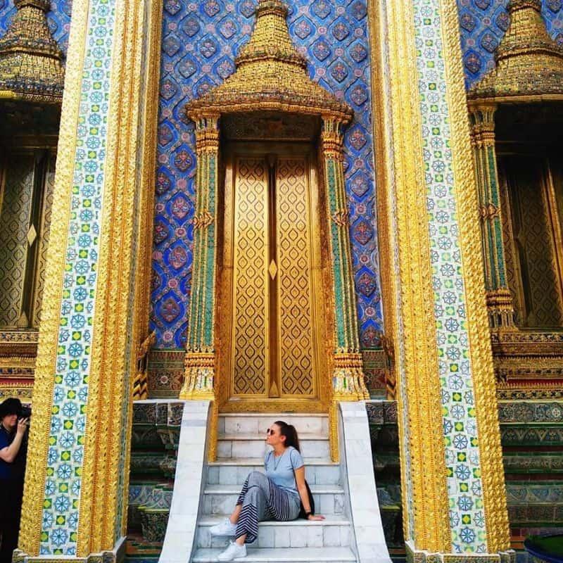 chùa ở bangkok thái lan