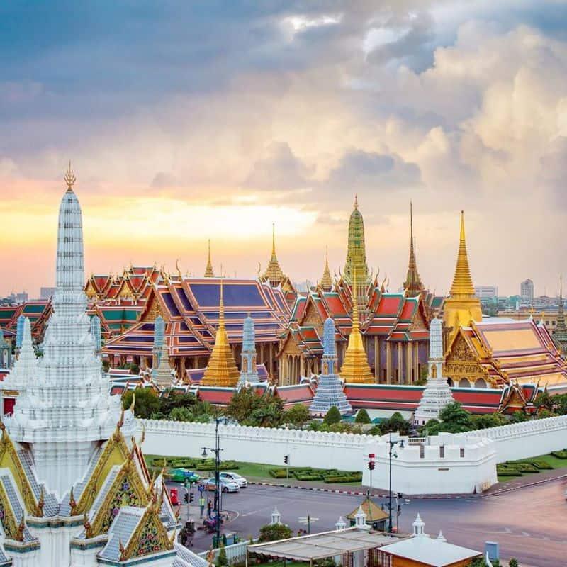 chùa tại bangkok