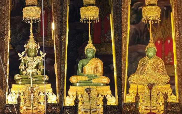 chùa phật ngọc thailand