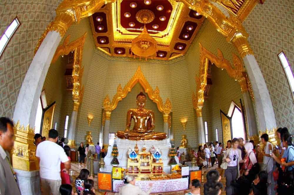 du lịch chùa vàng thái lan