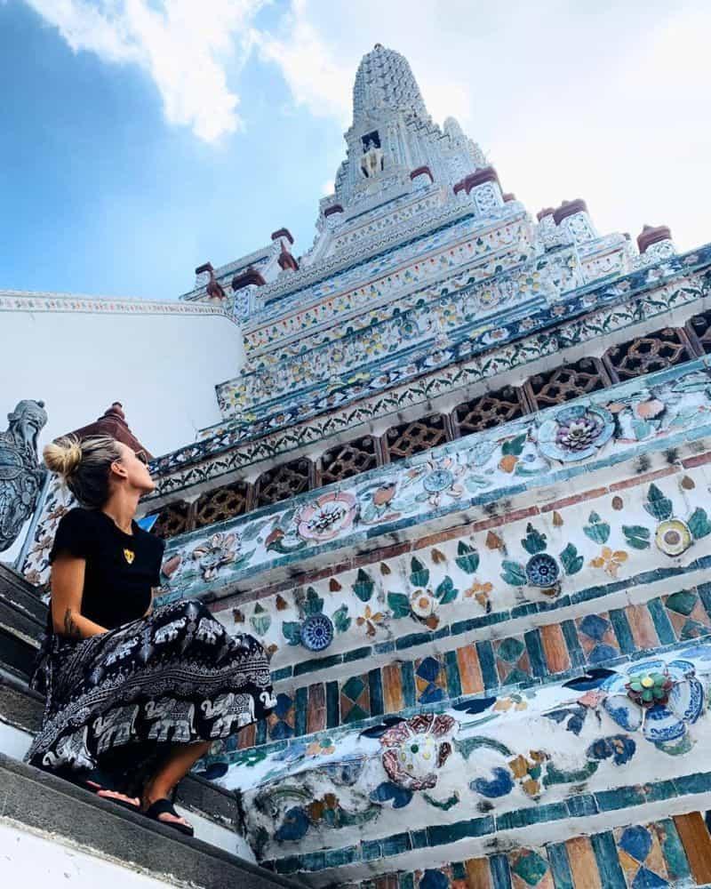 chùa wat arun bangkok
