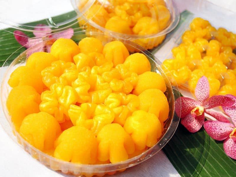 Đồ ăn vặt Thái Lan có gì ngon