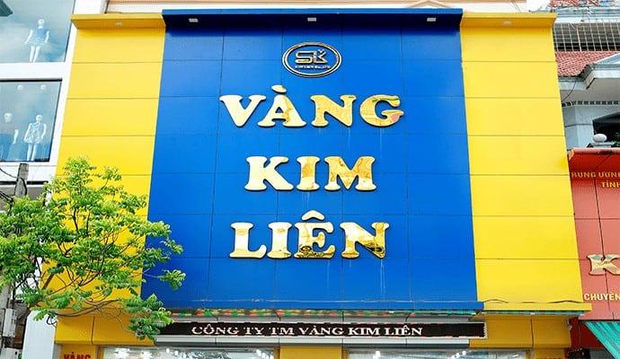 Vang vietnam VGC Kim Liên
