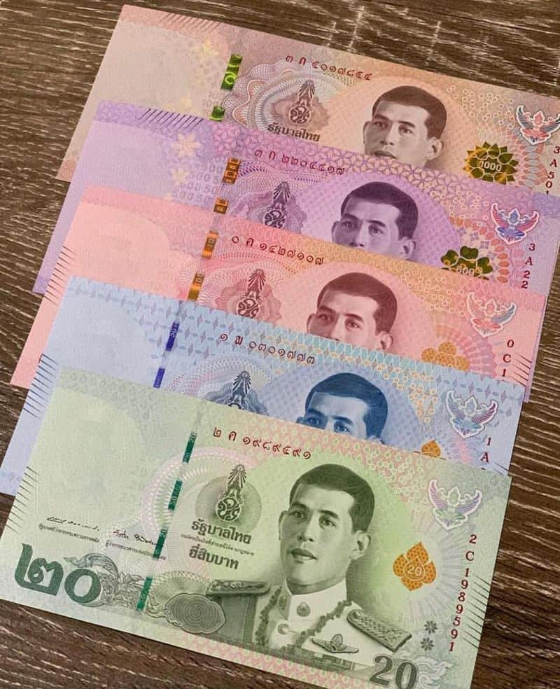 Đổi tiền Phuket Thái