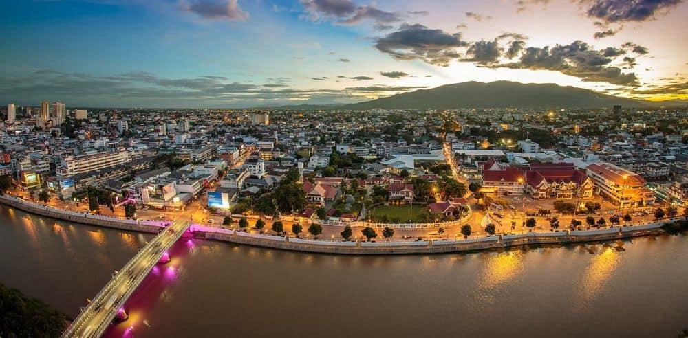 Chiang Mai hấp dẫn bởi sự yên bình, nhẹ nhàng và thanh bình