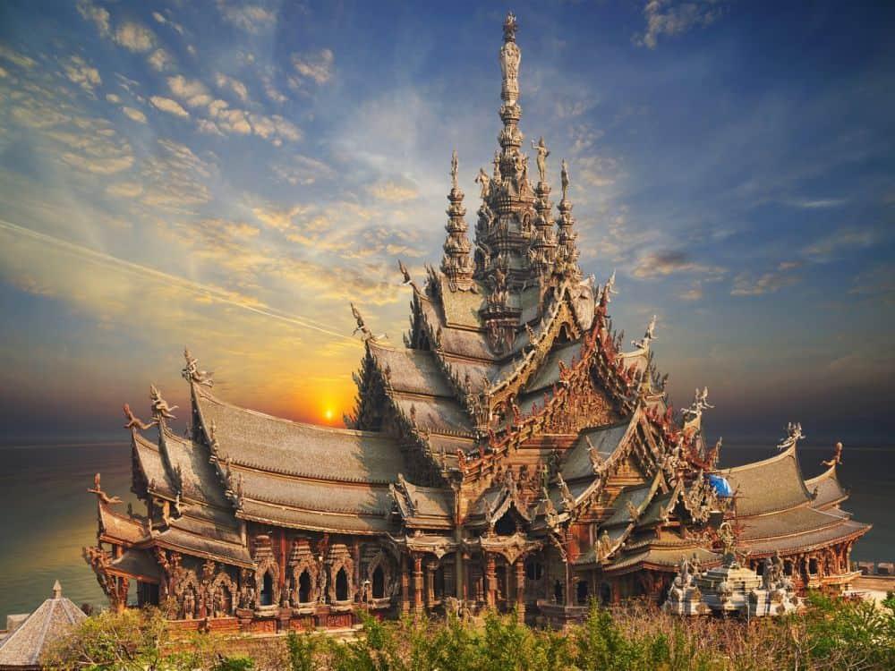 Du lịch Pattaya tự túc